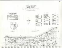 Map Image 028, Luce County 1973
